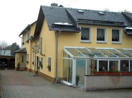 Gockescher Hahn, hotel near Dam Pöhl, Pöhl