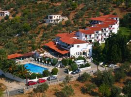 Hotel Paradise, hotel a Vassilias