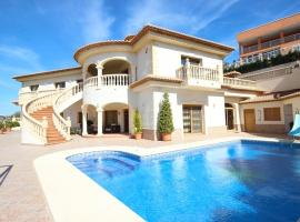 Villa Natalia, cottage in Calpe