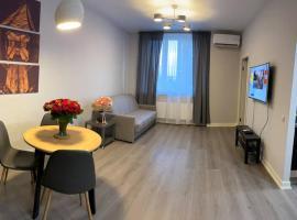 Квартира для бизнес и учебных целей, hotel in Moscow