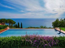 Villa Riviera, hotel in Lavagna