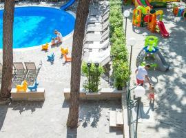 Meridiana Family & Nature Hotel, hotell i Marina Romea