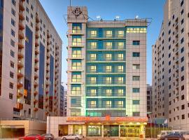 Grandeur Hotel Al Barsha, hotel in Dubai