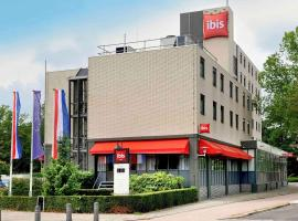 ibis Utrecht, hotel near Conference Center Vredenburg, Utrecht