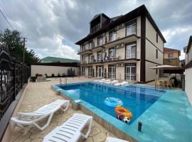 Guest House Alkesta, accessible hotel in Vityazevo