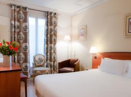 Hotel Eden Montmartre, hotel near La Courneuve-Aubervilliers RER Station, Paris