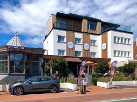 Hof Ter Duinen, hotel near Westgolf, Oostduinkerke