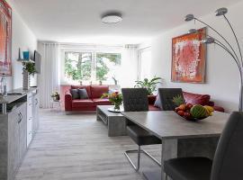 Ferienwohnungen Riese - Farbenspiel, apartment in Arnsberg