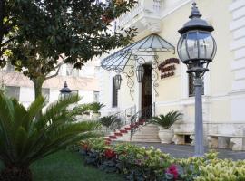 Hotel Villa Pinciana, hotel near Spagna Metro Station, Rome