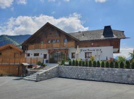 Le Vieux Chalet, Hotel in der Nähe von: Wellnesscenter Les Bains de la Gruyère, Crésuz