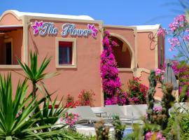 Pension The Flower, inn in Oia