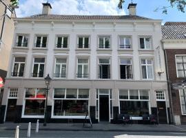 Hotel Sutor, hotel in Breda