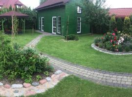 Zielony Domek, apartment in Mrągowo