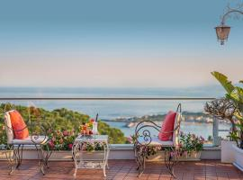 Hotel Continental, hotel en Taormina