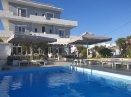 Syros Holidays, ξενοδοχείο στη Βάρη