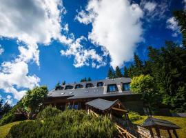 Horský hotel Vidly, guest house in Vrbno pod Pradědem