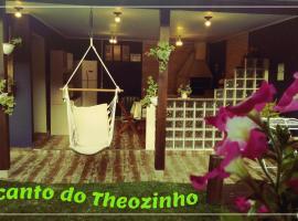 Residencial Recanto do Theozinho, apartment in Bombinhas