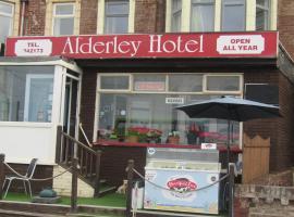 Alderley Hotel Blackpool, hotel in Blackpool