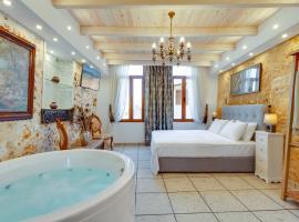 Hamam Suites Portou, serviced apartment in Chania Town