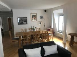 Best Location - Luxury Loft Riverview, hotel in Heidelberg