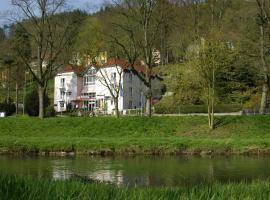 AltstadtHotel an der Werra, hotel i Meiningen