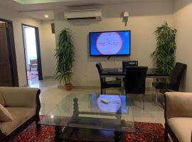 Royal Two Bed Service Apartment F 11 Markaz, apartment in Islamabad