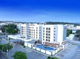 Hilton Garden Inn Tuxtla Gutierrez, отель в городе Тустла-Гутьеррес