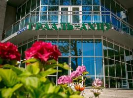 ГРААЛЬ АХЦУ, hotel near Gazprom Ski Lift, Adler