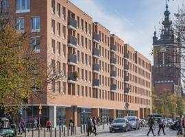 Apartament rodzinny, apartment in Gdańsk