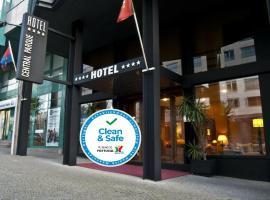Hotel Central Parque, hôtel à Maia près de: Aéroport de Porto-Francisco Sá-Carneiro - OPO