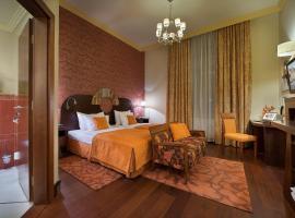 Zvon Design Suites, hotel v Českých Budějovicích
