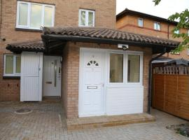 Eastgate Chalet, Privatzimmer in London