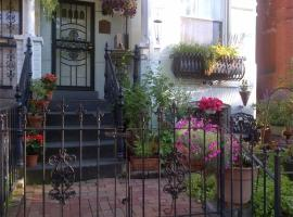 Ledroit Park Renaissance Bed and Breakfast, B&B in Washington, D.C.