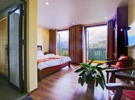 Khai Tâm View hotel, khách sạn ở Lào Cai