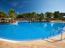TUI MAGIC LIFE Cala Pada, hotel in Santa Eularia des Riu