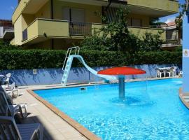 Hotel Albatros, hotel in Roseto degli Abruzzi