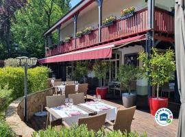 Chez Maman Hotel & Restaurant, hôtel à Genève près de: Stade de Genève