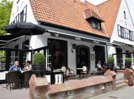 Hotel 'T Bagientje, hotel near Damme Golf, Bruges