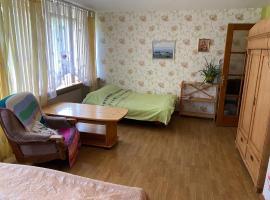 Dzīvoklis, hotel near Sigulda City Ski Track T-Bar, Sigulda
