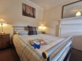 Tartanrooms, budget hotel in Edinburgh