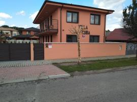Villa Cuba, apartmán vo Veľkom Mederi