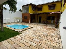 Casa de praia em Maceió - Sauaçuí, hotel with pools in Maceió