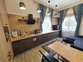 "Две квартиры ""Наутилус"" на Крымской, self catering accommodation in Gelendzhik"