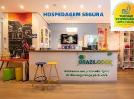 Brazilodge All Suites Hostel, hostel in Sao Paulo
