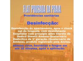 Flat Pousada da Praia, self catering accommodation in Natal