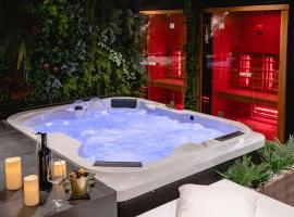Botun Luxury Apartment, spa hotel in Šibenik