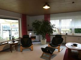 Maxbed, privat indkvarteringssted i Flensborg