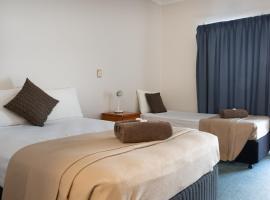 Accommodation on Denham, motel in Townsville