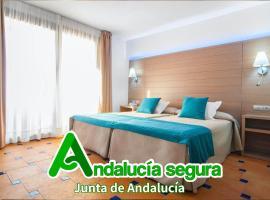 Hotel Sierra de Cazorla & SPA 3*, hotel en Cazorla