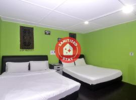 SPOT ON 89929 Tropical Lodge, hotel in Kuching